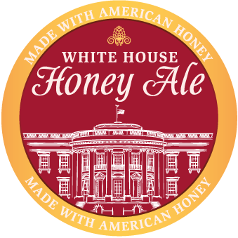 Cerveza de la casa blanca Honey Ale Obama