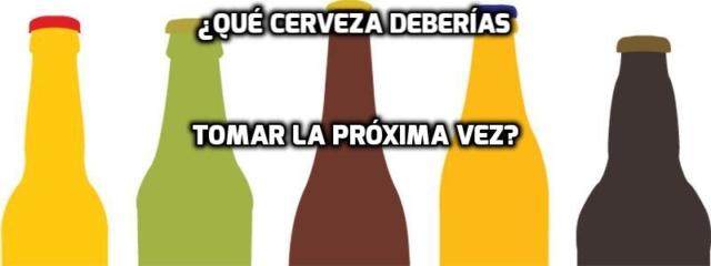 Cerveza botellas tomar beber íconos banner cervezálogo próxima