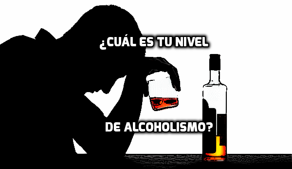 Alcohólico cerveza cervezálogo alcoholismo nivel qué tanto