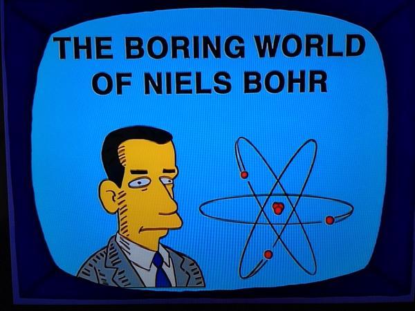 Bohr Niels Cerveza carlsberg cheve chela
