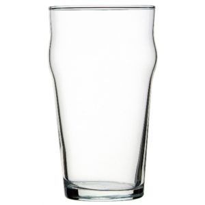 Vaso cerveza nonic pint pinta beber tomar cheve botella