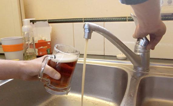Cerveza infinita bohr grifo cerveza llave tubería cheve chela